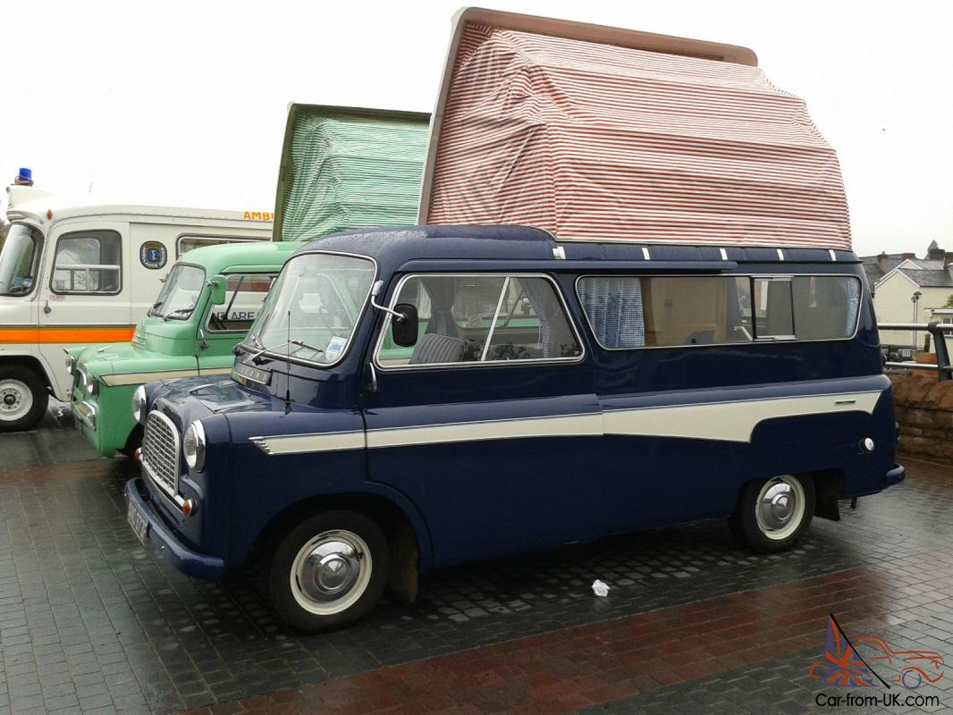 So Only Considering MAINSTREAM UK Market Vehicles Can Anyone Think Of Other 60s 70s Or 80s Van Camper That Had A Chassis