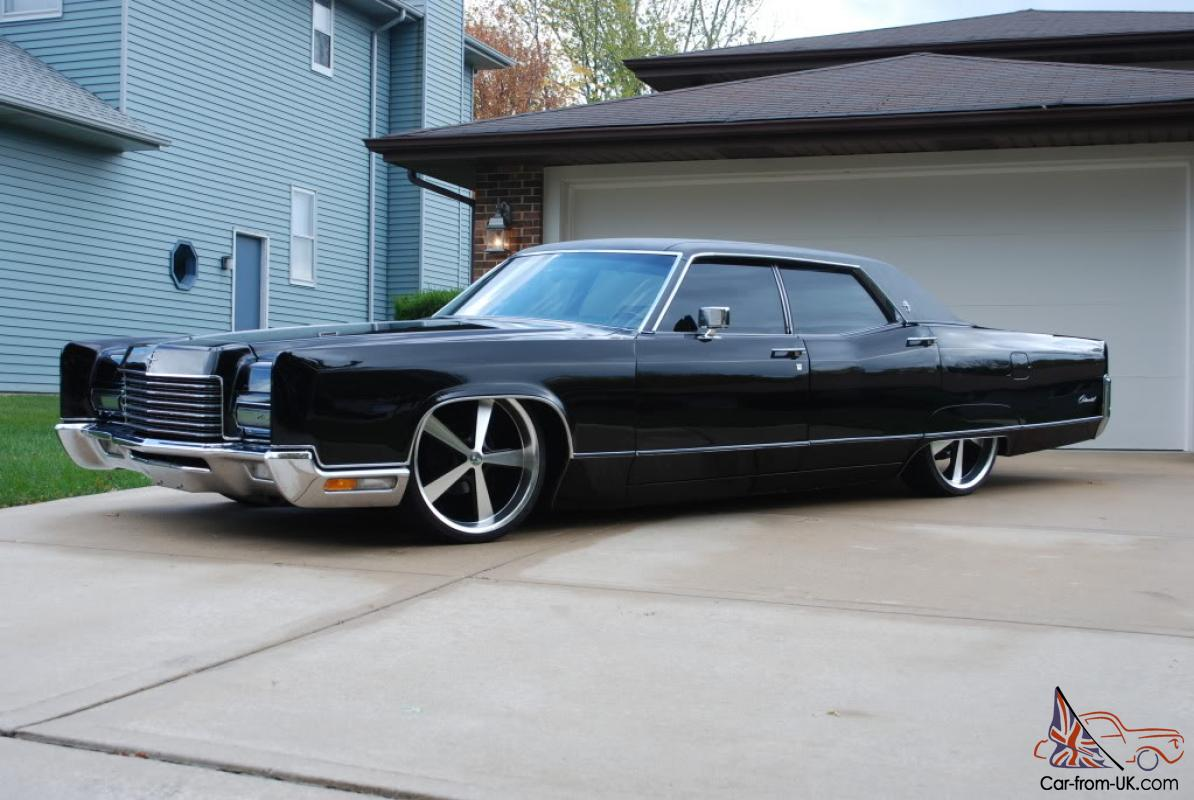 lincoln continental bagged air ride pictures. Black Bedroom Furniture Sets. Home Design Ideas