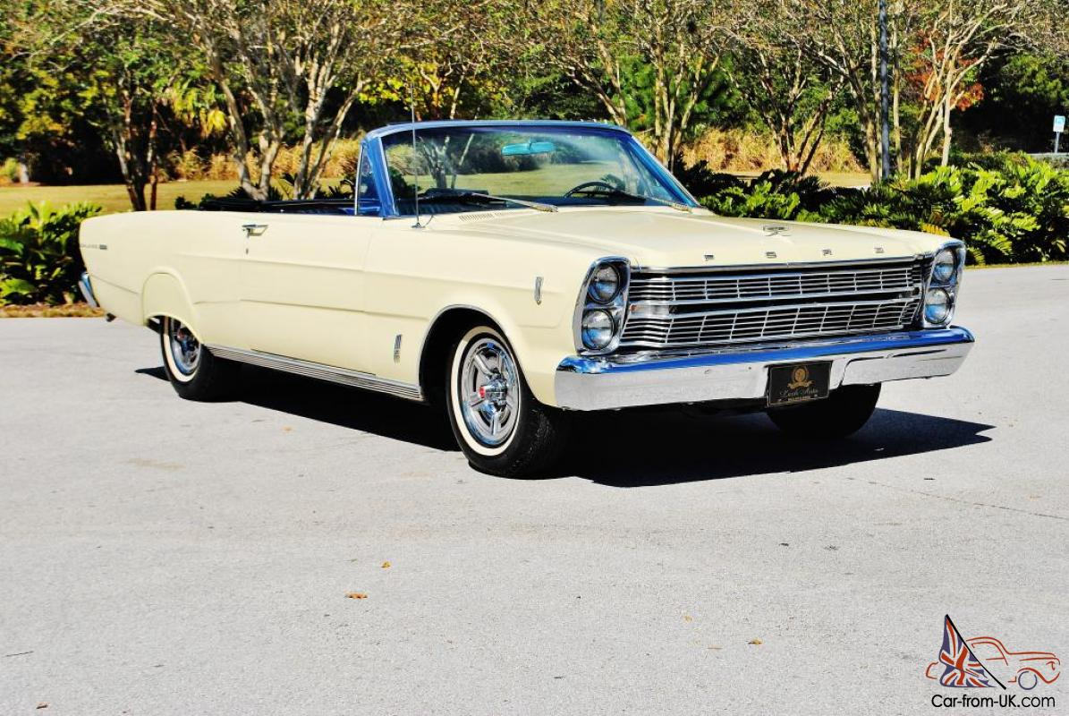 1966 ford galaxie 500 convertible. Cars Review. Best American Auto & Cars Review