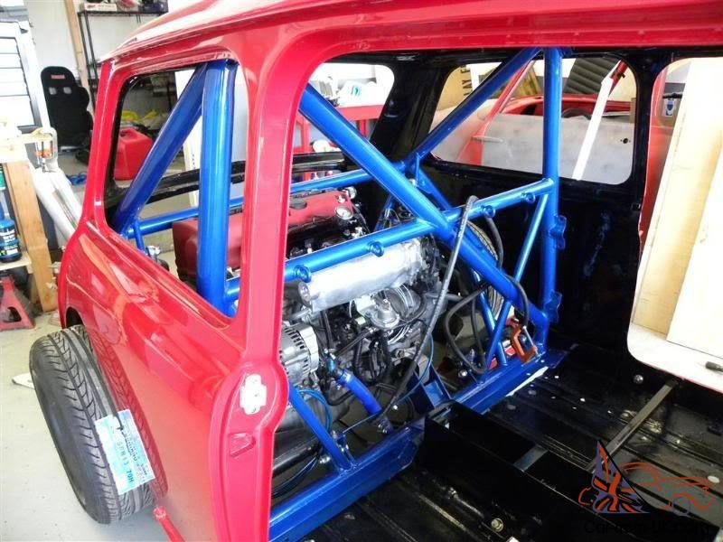 1962 z cars k20a vtec rwd mini cooper classic lhd for Mini motor cars for sale