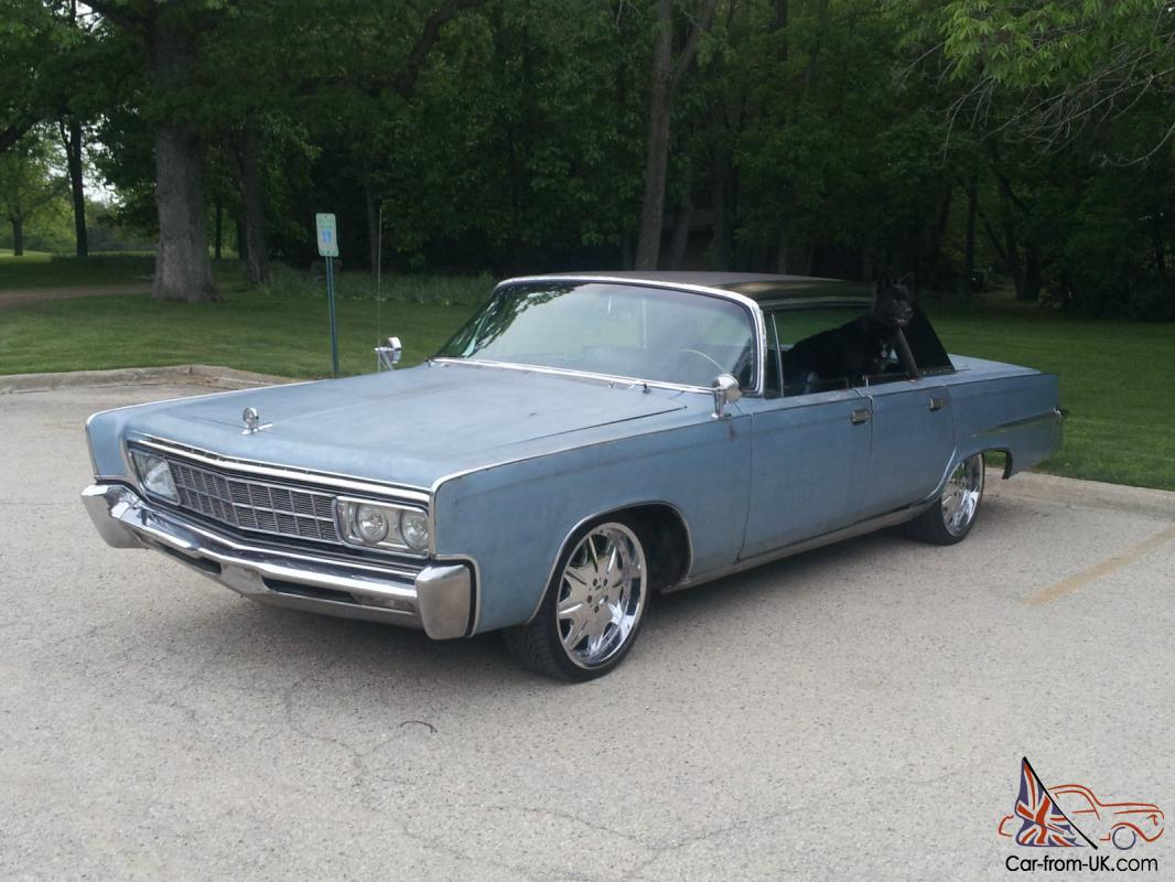 1966 chrysler imperial crown 7 2l for sale. Cars Review. Best American Auto & Cars Review