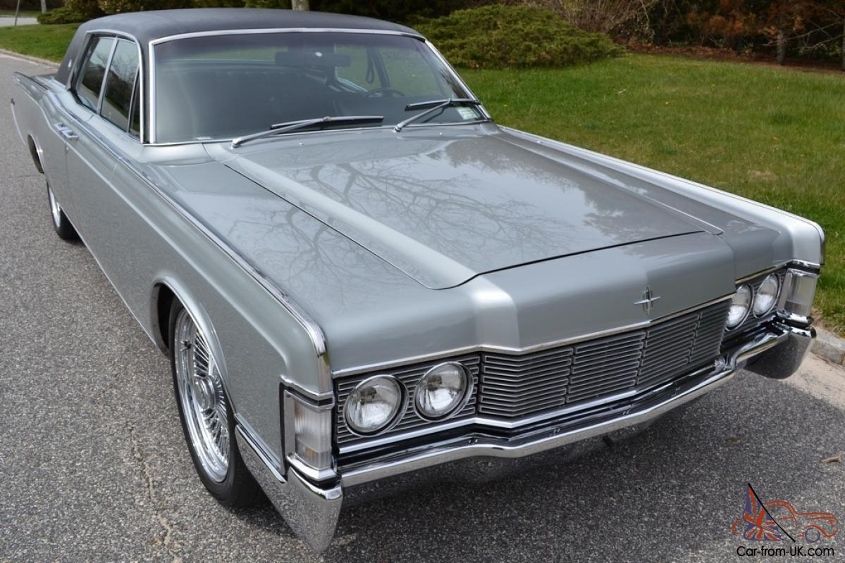 1968 lincoln continental in excellent condition. Black Bedroom Furniture Sets. Home Design Ideas