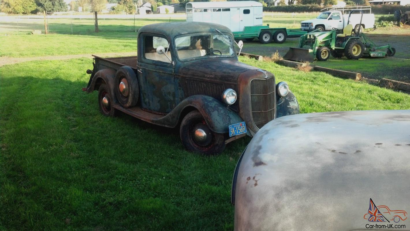 Barn Find Stored In 1969 Rat Rod Hot Bone Stock S Match