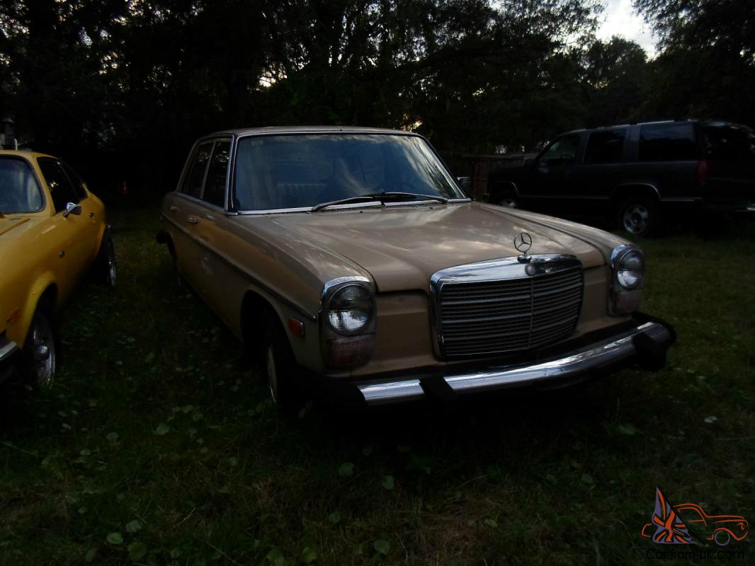 Mercedes benz 240 diesel 4 spd for 240 mercedes benz for sale