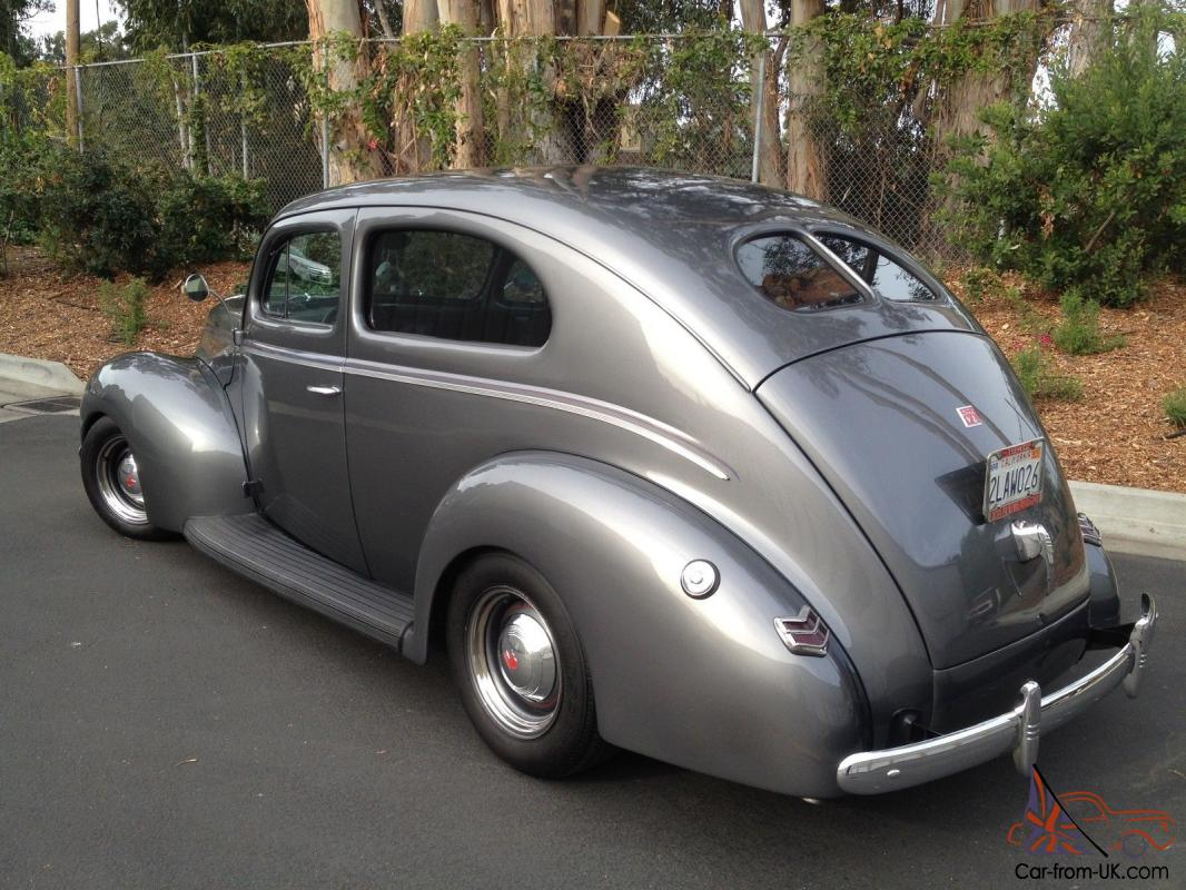 1940 ford two door sedan