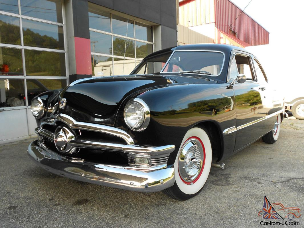 1950 Ford Coupe Project Cars Pictures To Pin On Pinterest Pinsdaddy