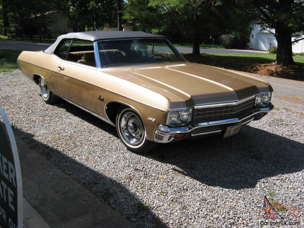 1970 chevrolet impala convertible. Black Bedroom Furniture Sets. Home Design Ideas