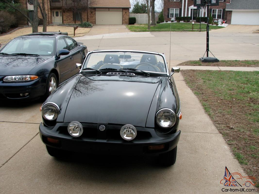 Car Auctions In Maryland >> 1979 Custom, MGB Tudor, Restored