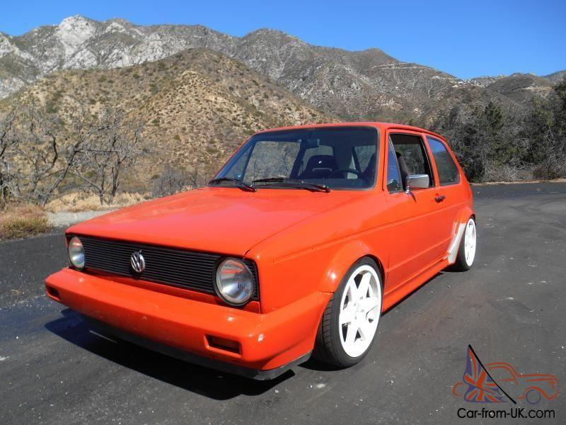 1977 Vw Rabbit
