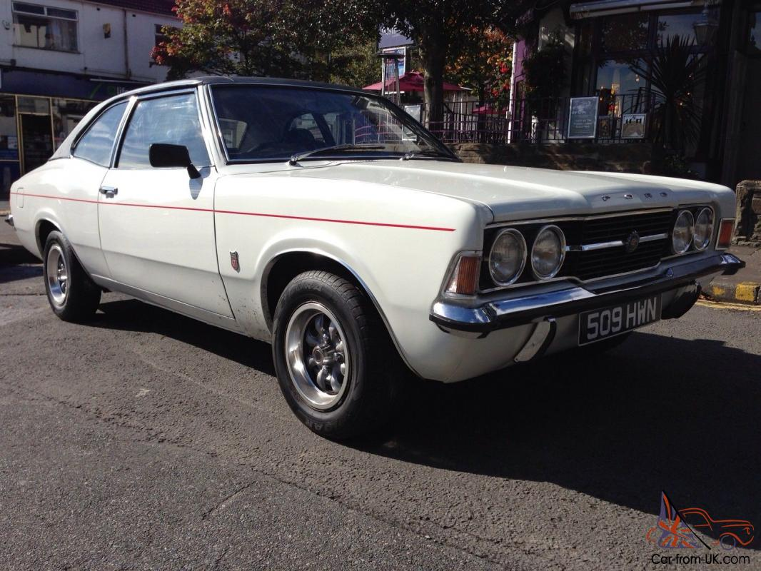 ford cortina mk3 2000gt coupe