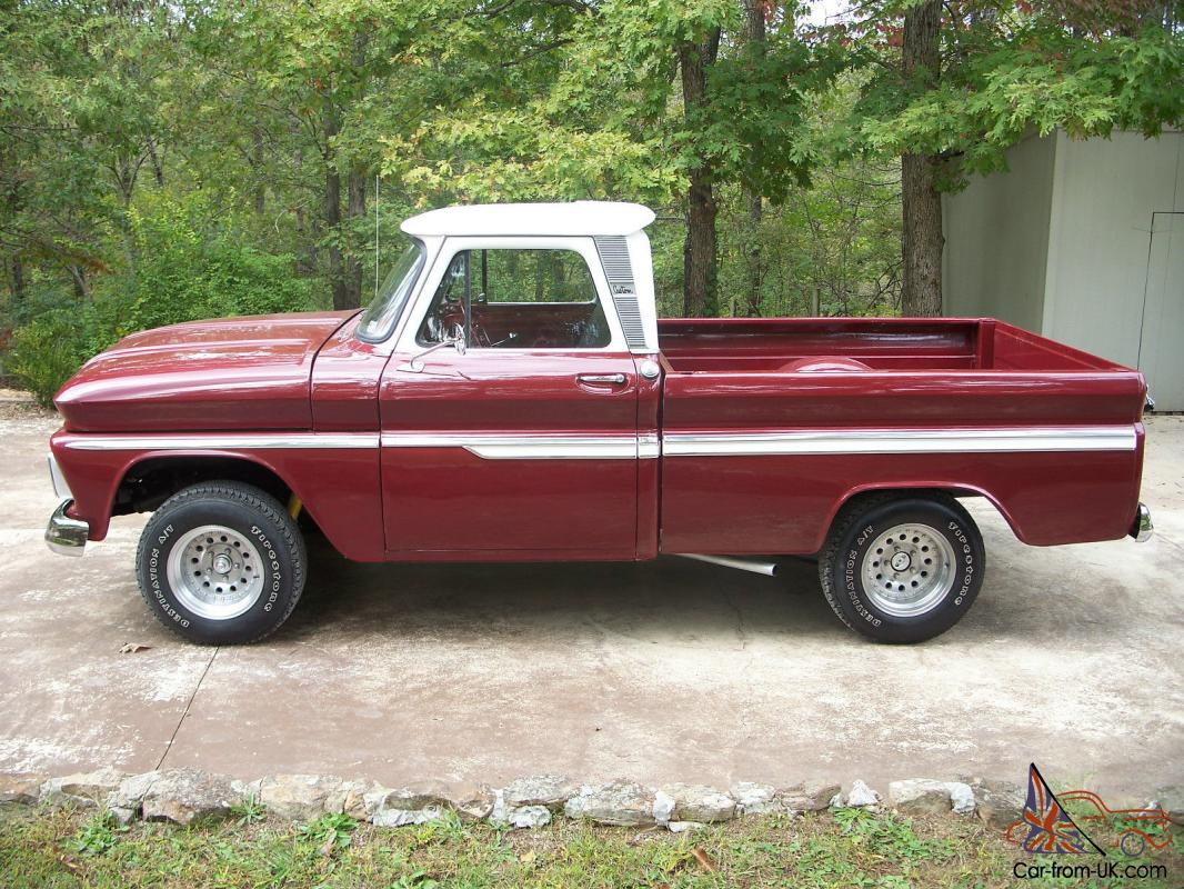 chevy truck 1965 - photo #7