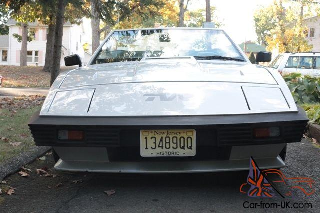 1985 Tvr