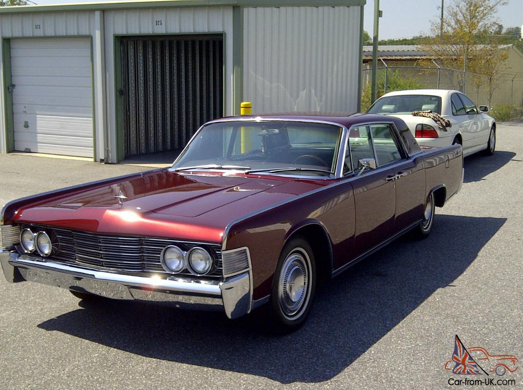 1965 lincoln continental. Black Bedroom Furniture Sets. Home Design Ideas