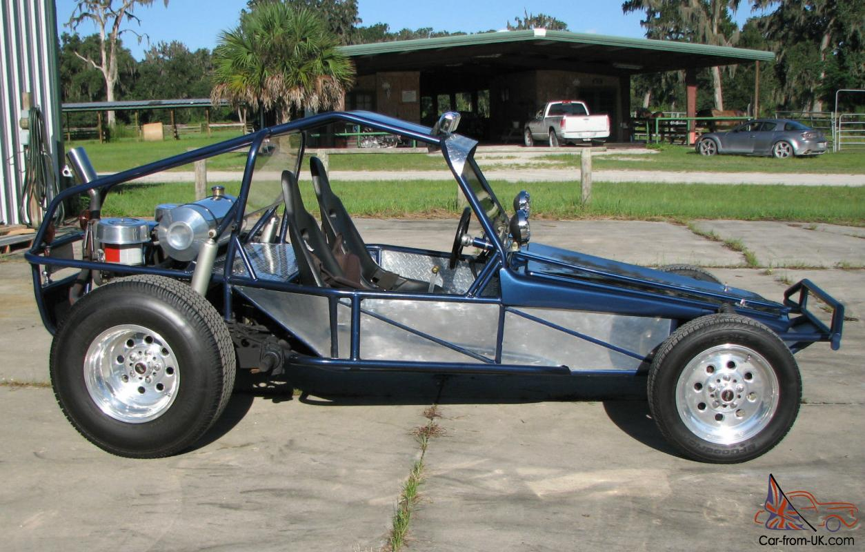 Vw Dune Buggy Rail Street Legal No Reserve