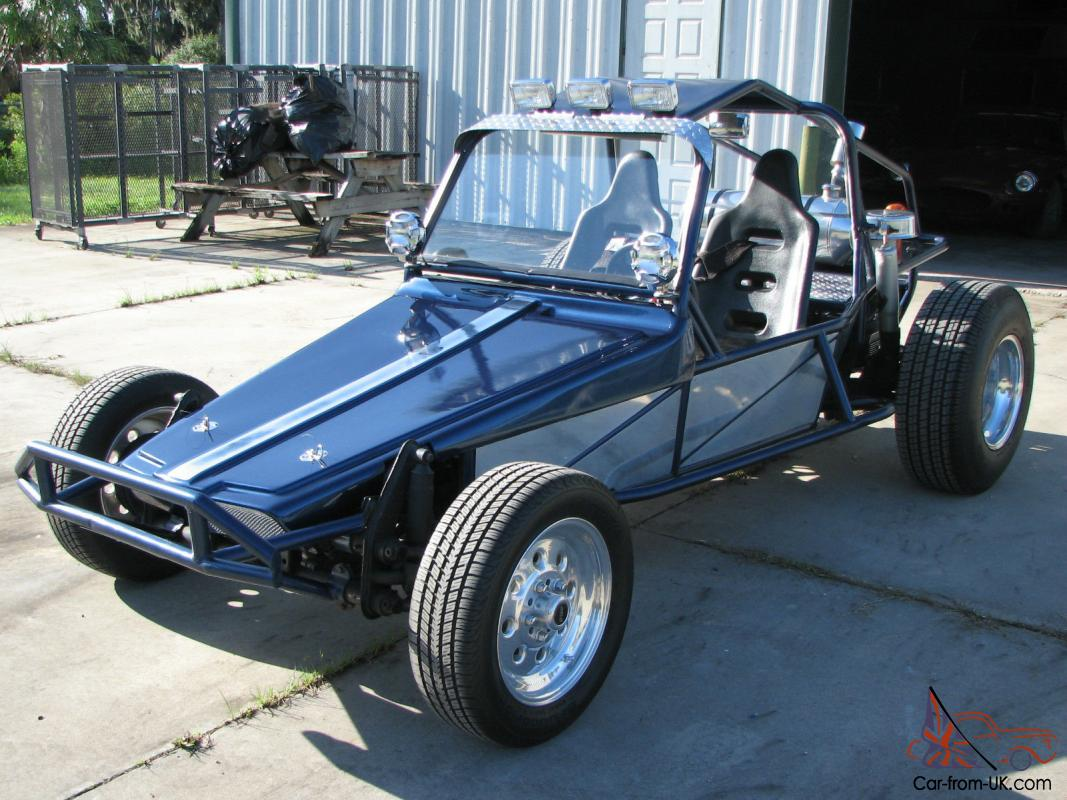 vw dune buggy rail street legal no reserve. Black Bedroom Furniture Sets. Home Design Ideas