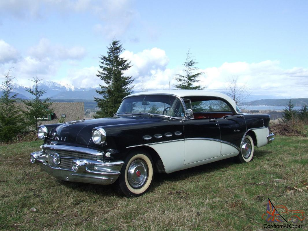 1956 buick century 4dr hardtop. Black Bedroom Furniture Sets. Home Design Ideas
