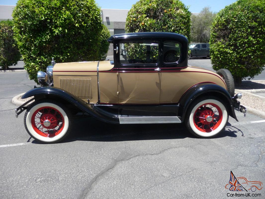 1930 ford model a deluxe coupe. Black Bedroom Furniture Sets. Home Design Ideas