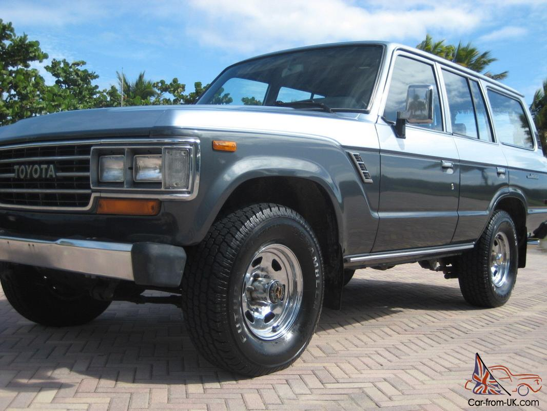 RESERVE Land Cruiser Landcruiser 4x4 Collectible 1988 Toyota Off Road    Toyota Land Cruiser 4x4 Off Road