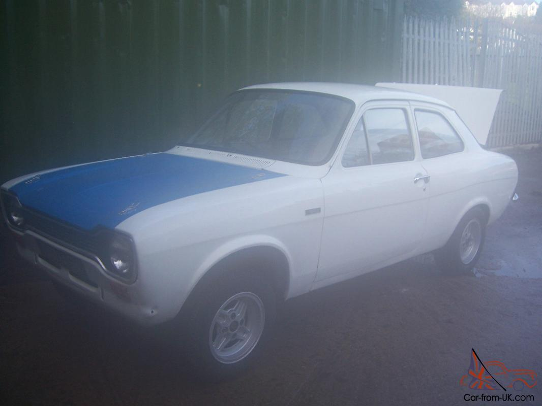 ford escort mk1 mexico genuine type 49 shell 1972 tax exempt. Black Bedroom Furniture Sets. Home Design Ideas