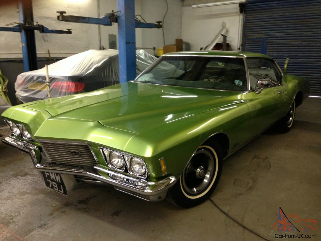 1971 buick riviera green. Black Bedroom Furniture Sets. Home Design Ideas