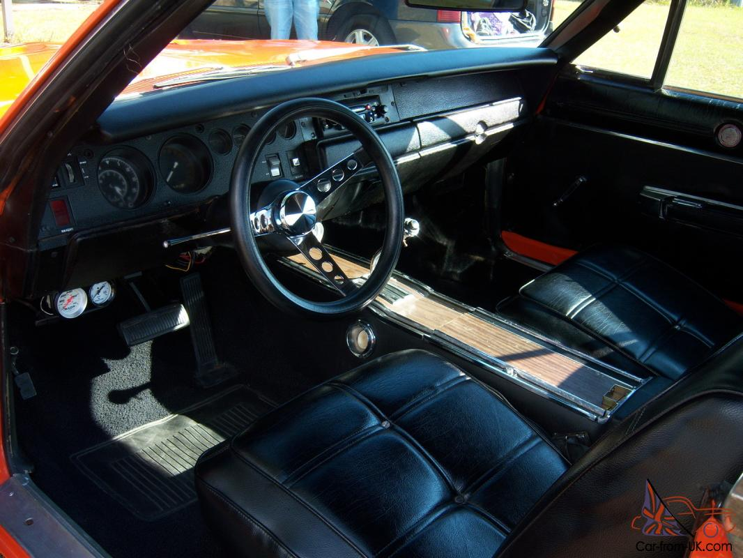 dukes of hazard 1970 charger orange with black interior 440 with 4bb. Black Bedroom Furniture Sets. Home Design Ideas