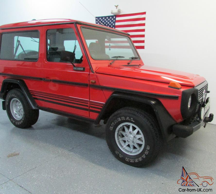 Mercedes g wagon ebay autos post for Mercedes benz arlington service center