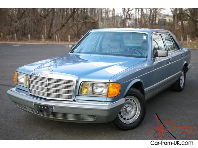 1985 mercedes benz turbo diesel 300sd l5 one owner for 1985 mercedes benz 300sd