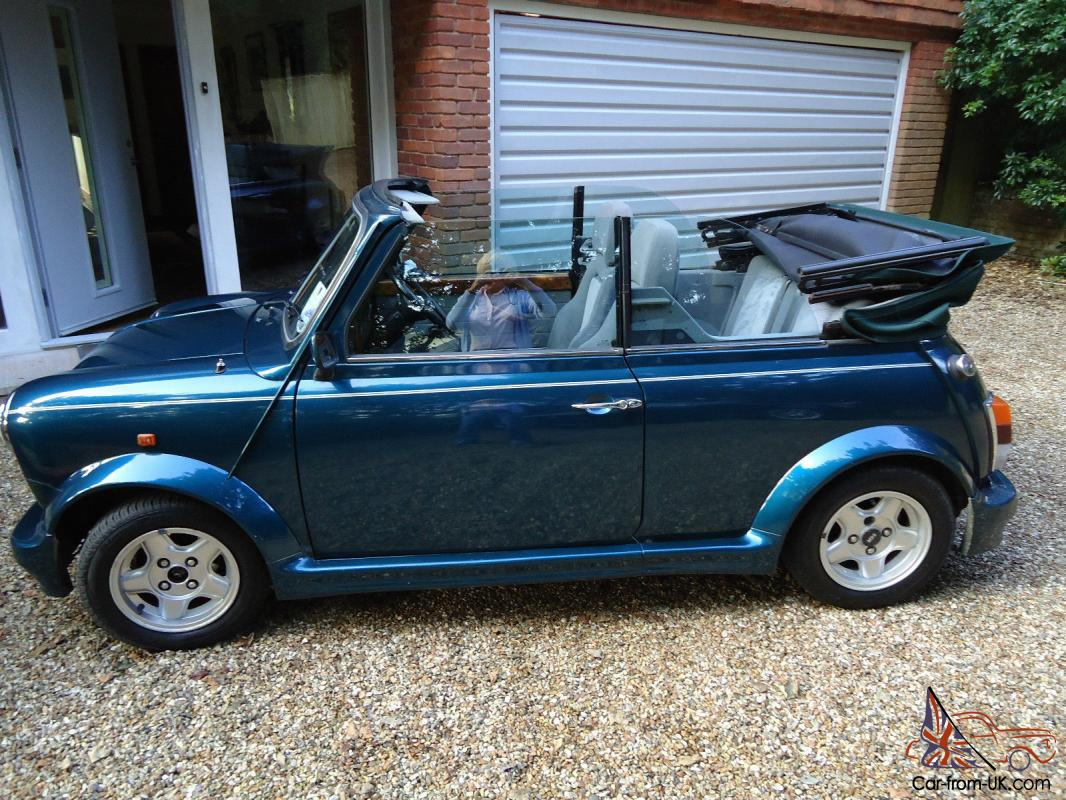 rover mini cabriolet with cooper engine. Black Bedroom Furniture Sets. Home Design Ideas