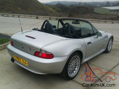 Bmw Z3 Sports Convertible 1 9 16v 2 2 And 2 8