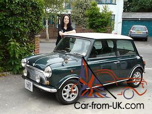 Ex Japan Auto Rover 13i Mini Cooper Brg Low Mileage No Rust