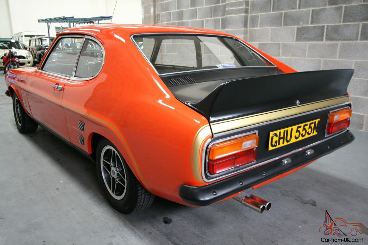 Ford Capri Cars For Sale On Ebay