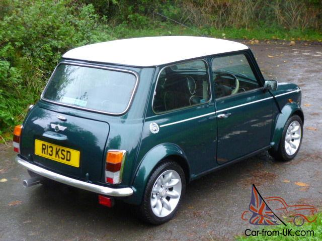 1997 rover mini cooper sport. Black Bedroom Furniture Sets. Home Design Ideas