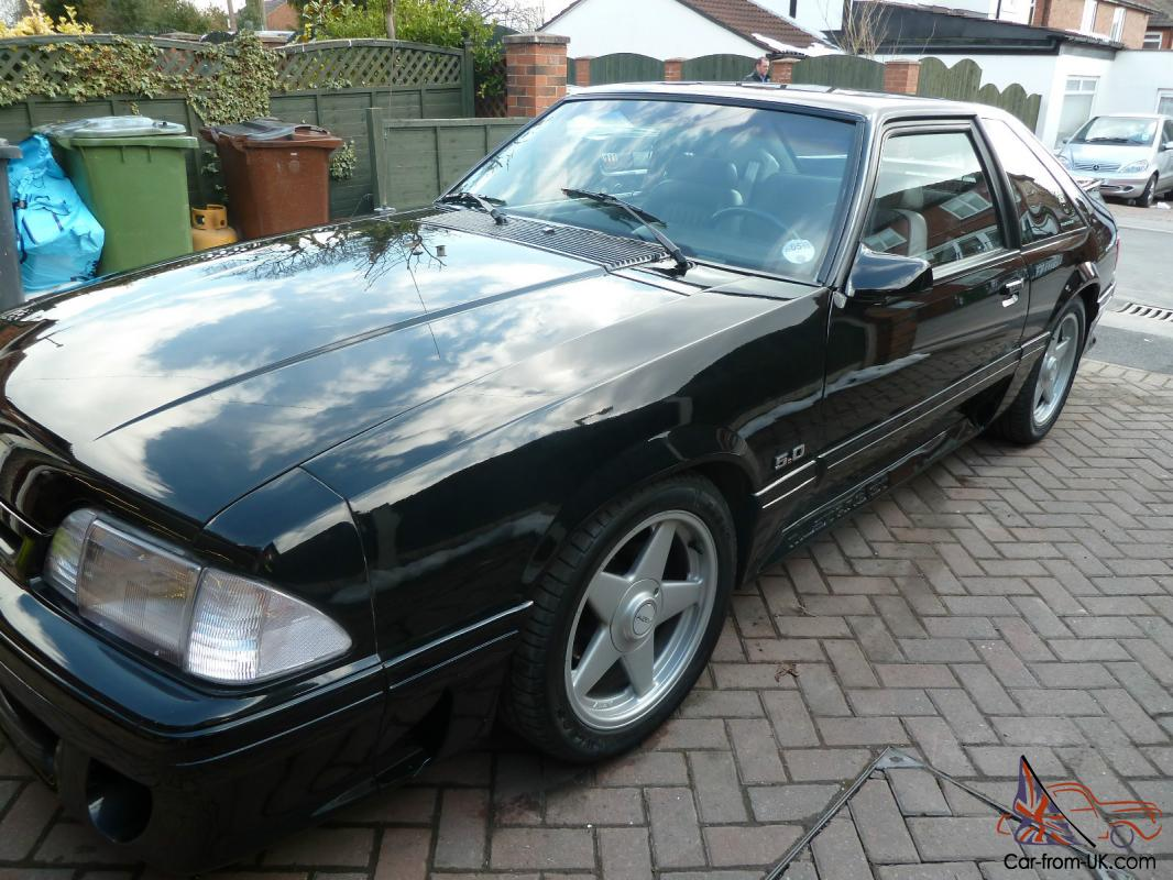 Ford Mustang Uk For Sale