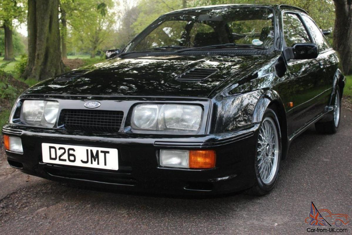 ford sierra rs cosworth. Black Bedroom Furniture Sets. Home Design Ideas