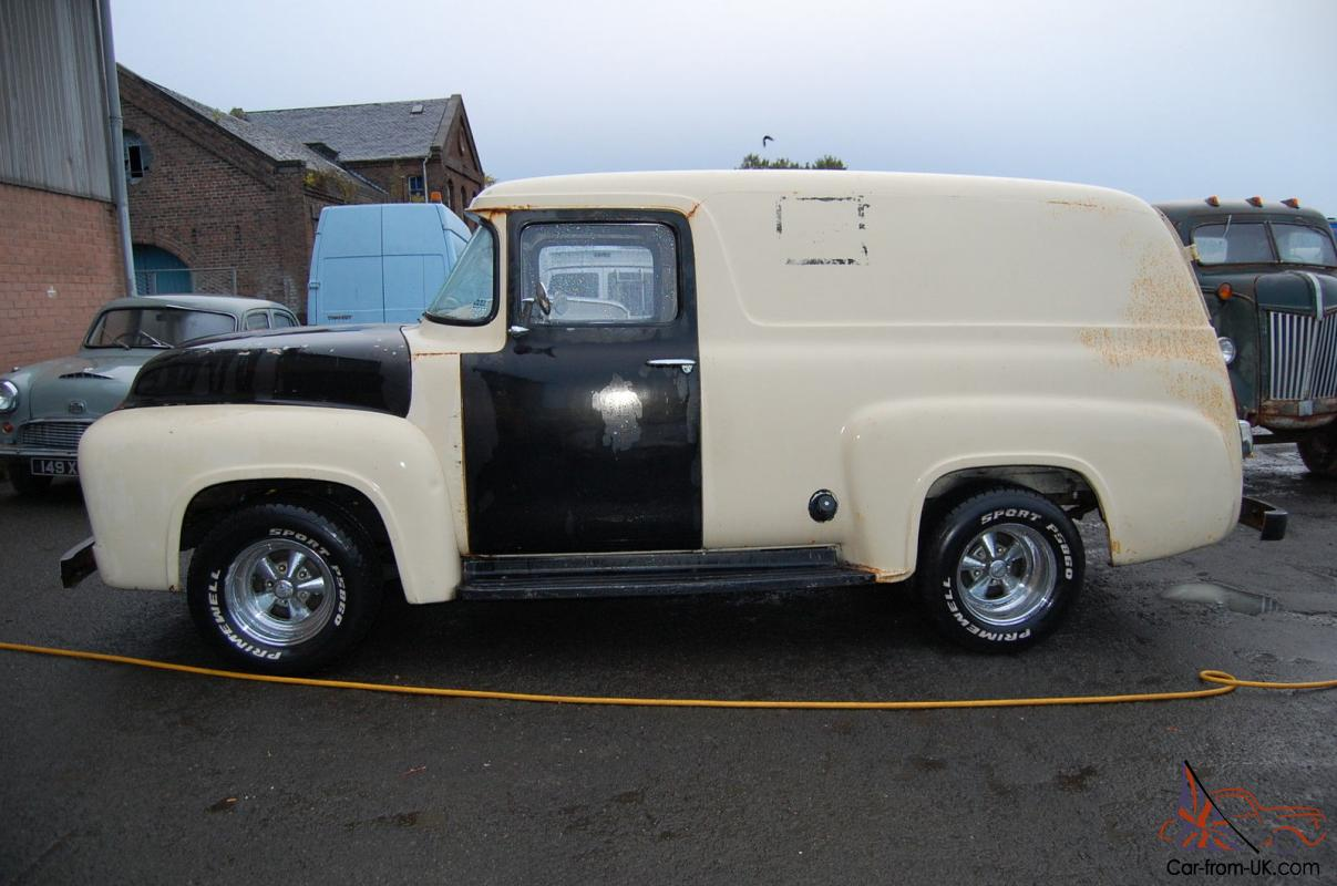 1953 Ford Panel Truck Craigslist | Autos Weblog