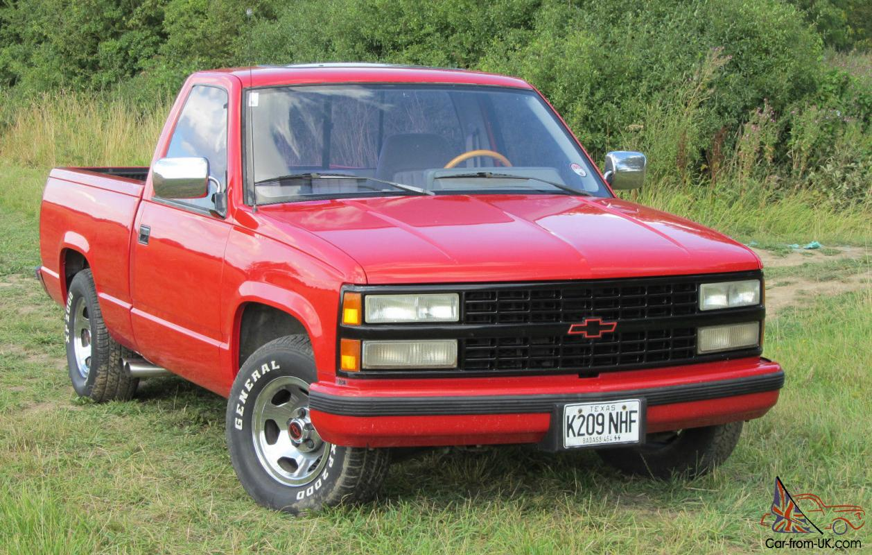 454ss Chevy Truck For Sale In Texas | Autos Weblog