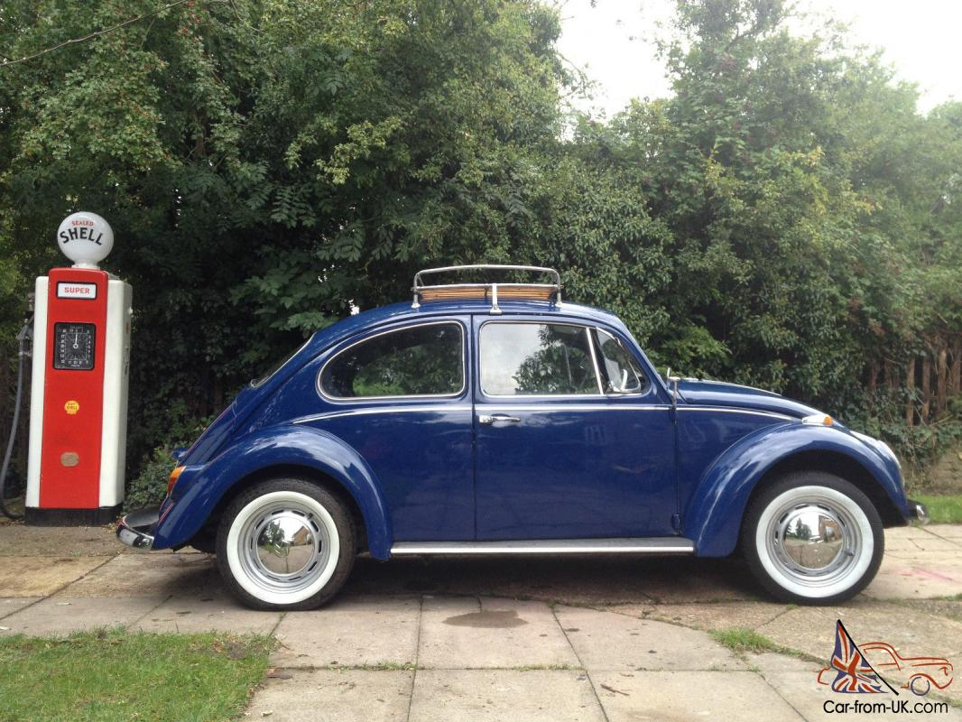 1967 classic volkswagen beetle family owned 37. Black Bedroom Furniture Sets. Home Design Ideas