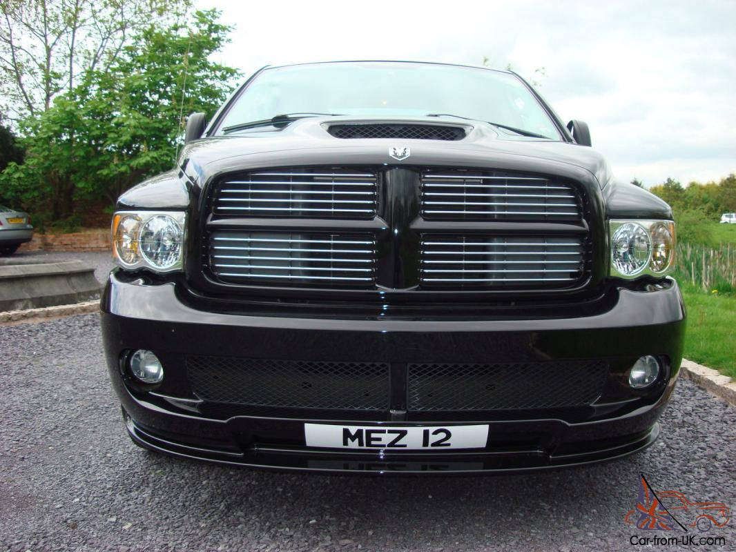 2005 dodge ram srt 10 only 16212 miles. Black Bedroom Furniture Sets. Home Design Ideas