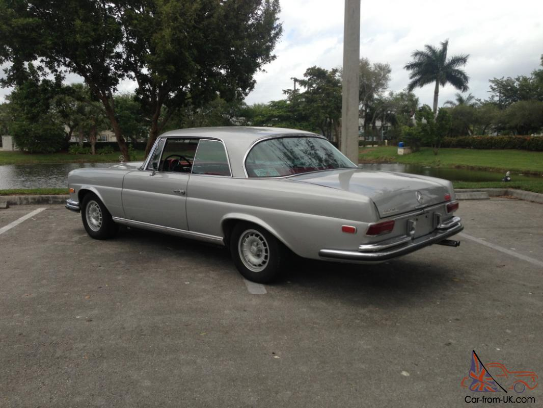 1968 mercedes benz 250 for Mercedes benz 1968 for sale