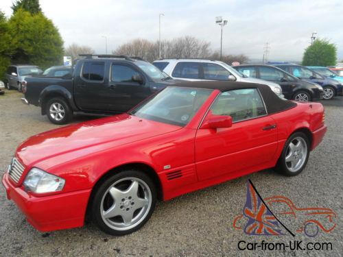 1993 mercedes benz 300sl auto convertible with hardtop for 1993 mercedes benz 300sl