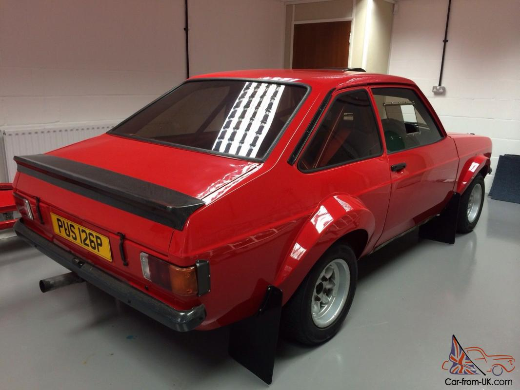 Awesome Ford Escort Mk2 Rally Car For Sale Gift - Classic Cars Ideas ...