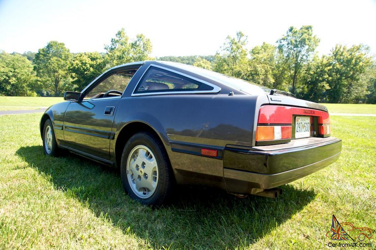 1984 nissan 300zx base coupe 2 door 3 0l awesomeness. Black Bedroom Furniture Sets. Home Design Ideas