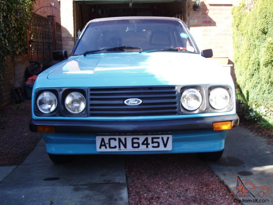 Magnificent Ford Escort Mk2 For Sale Uk Picture Collection - Classic ...
