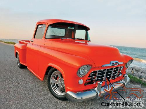 looking to purchase 49 59 chevrolet gmc pick up truck v8 hot rod. Black Bedroom Furniture Sets. Home Design Ideas