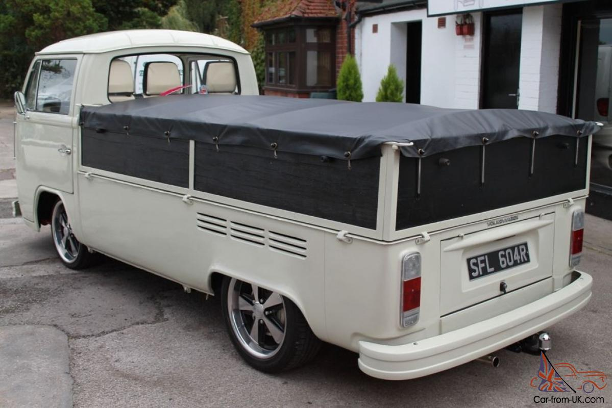 1976 volkswagen vw type 2 bay window pickup. Black Bedroom Furniture Sets. Home Design Ideas