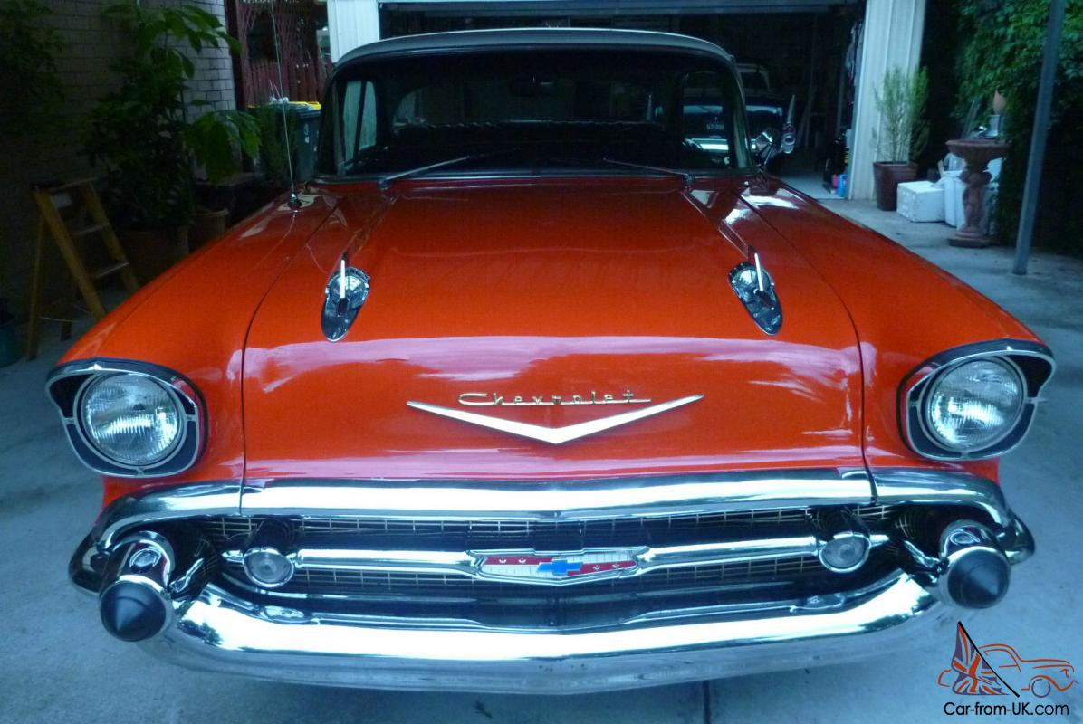 1957 Four Door Hard TOP Cool OLD School Driver NO Reserve in South ...