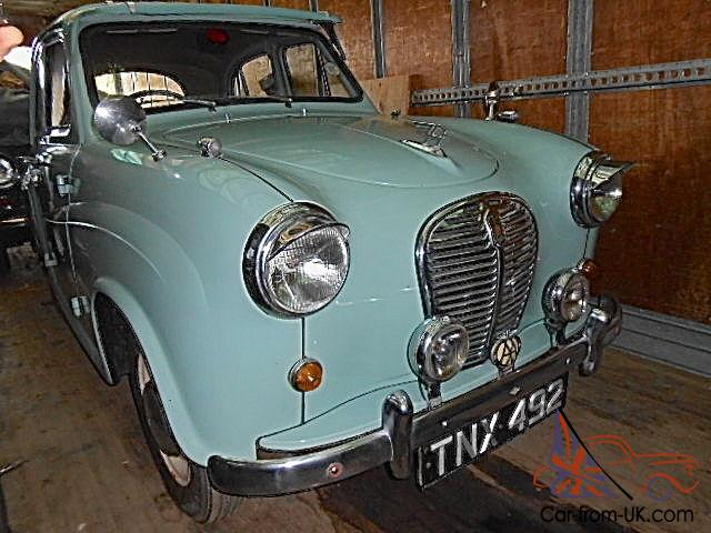 Austin A30 Only 2 Owners And 26k Miles From New Totally