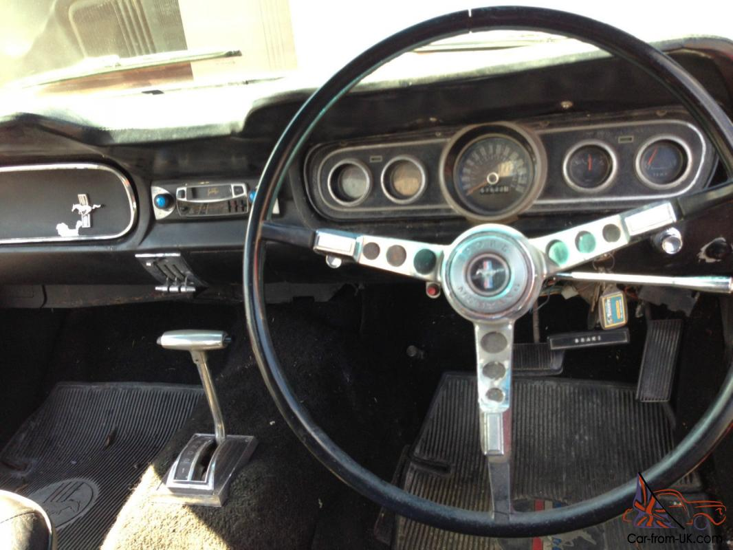93a6a52803 Ford Mustang 1965 Coupe RHD Right Hand Drive Priced TO Sell Offers in  Sydney