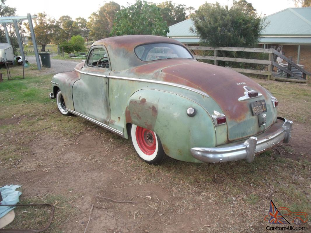 1948 dodge 3 window coupe in sydney nsw for 1941 dodge 5 window coupe
