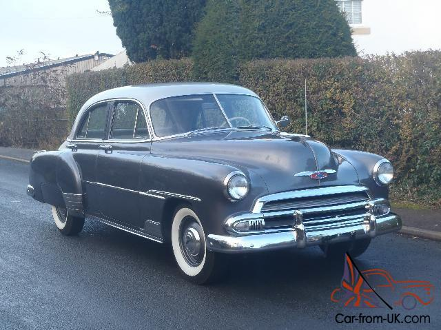 chevrolet deluxe styleline - photo #23